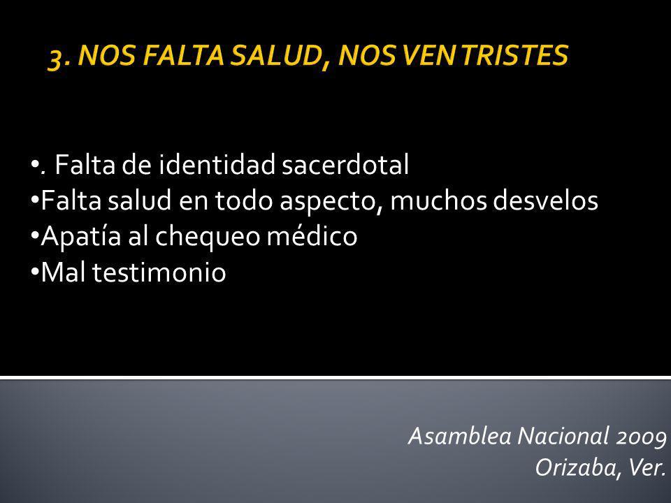 Asamblea Nacional 2009 Orizaba, Ver..