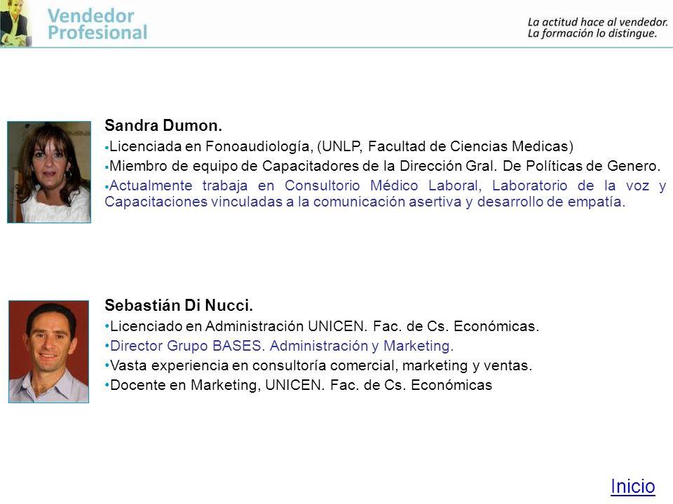 Sebastián Di Nucci.Licenciado en Administración UNICEN.