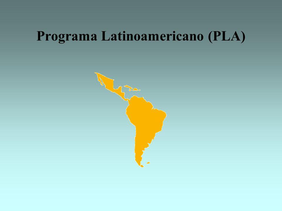 Programa Latinoamericano (PLA)