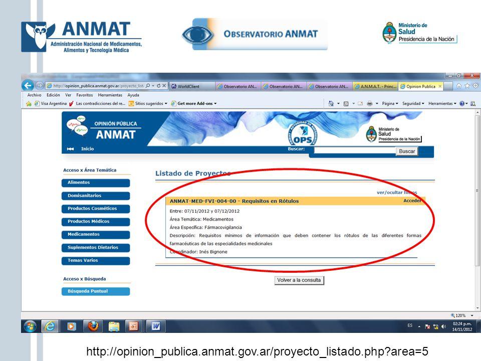 http://opinion_publica.anmat.gov.ar/proyecto_listado.php?area=5