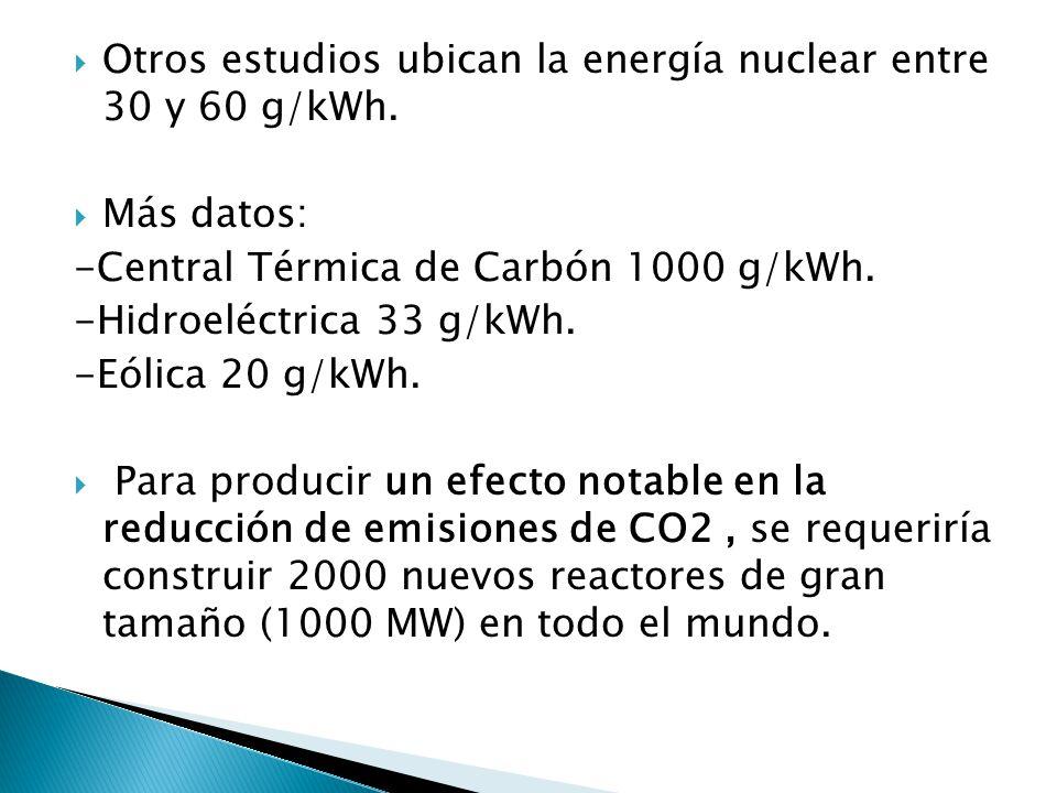 En Córdoba, el Lago de Embalse recibe los mayores impactos de la central nuclear de Embalse.
