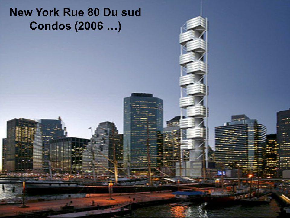 New York Trade Center (2006 …) 22 de enero de 2004, Santiago Calatrava ha desvelado su idea para