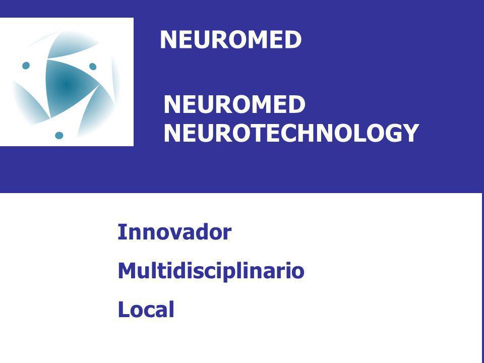 NEUROMED Innovador Multidisciplinario Local NEUROMED NEUROTECHNOLOGY