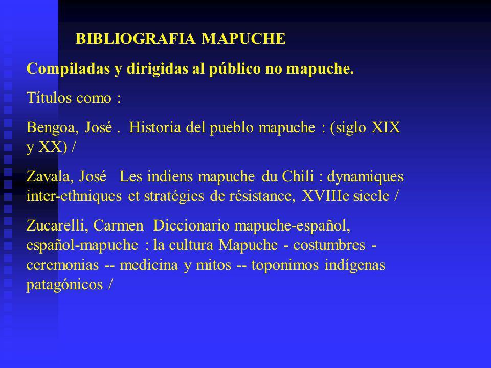 Según censo 2002, el 70% indígenas son menores de 39 años con alta deserción escolar, específicamente entre los mapuche existe un 30% de abandono de l
