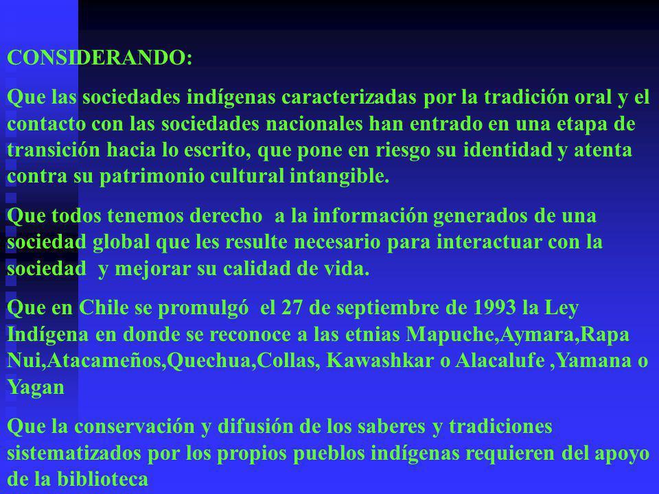 En el año 2000,,en ciudad de México, el CUIB convoca al Primer Encuentro Latinoamericano de atención bibliotecaria para comunidades indígenas En el añ