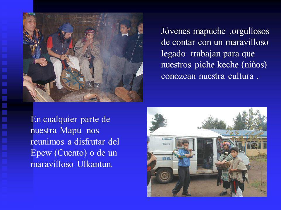 Dos hitos ocurridos en el año 2004 reafirman nuestra identidad, cultura y cosmovisión Congreso de Patrimonio Indígena (Temuko) Primer Encuentro de Esp