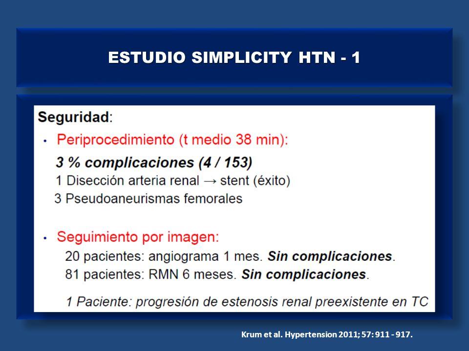 ESTUDIO SIMPLICITY HTN - 1