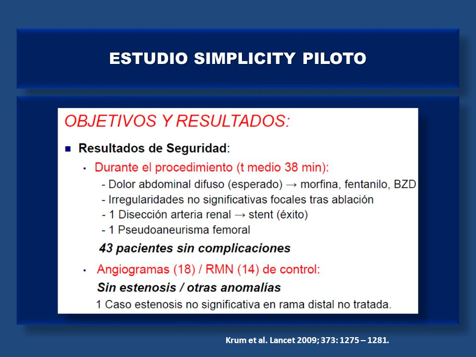 ESTUDIO SIMPLICITY HTN - 2
