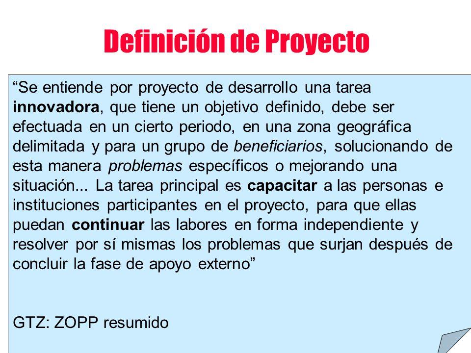 Comprobación del diseño 1.El objetivo general del proyecto está claramente definido.