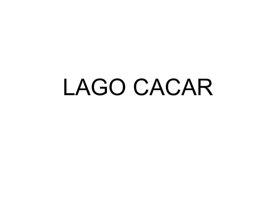 LAGO CACAR