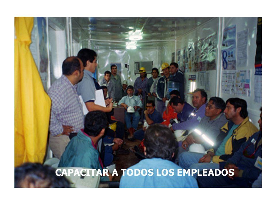 17 CAPACITAR A TODOS LOS EMPLEADOS