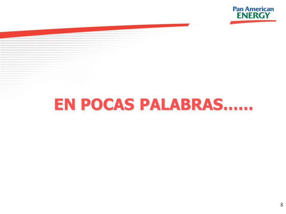8 EN POCAS PALABRAS......
