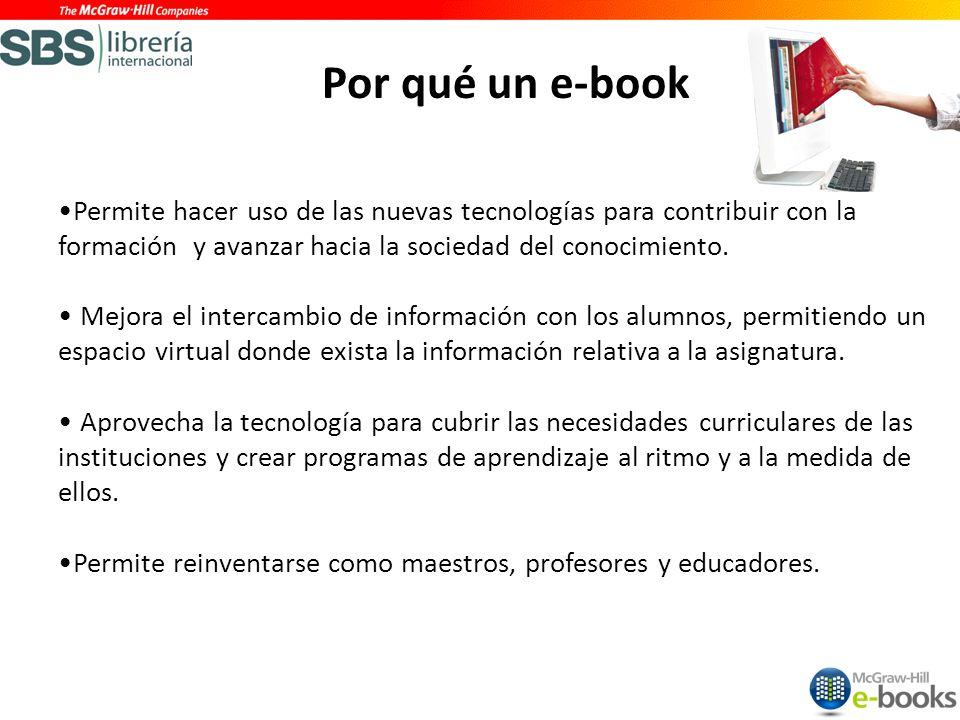 Permite hacer uso de las nuevas tecnologías para contribuir con la formación y avanzar hacia la sociedad del conocimiento.