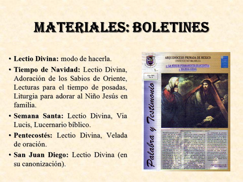 MATERIALES: BOLETINES Lectio Divina: modo de hacerla.Lectio Divina: modo de hacerla. Tiempo de Navidad: Lectio Divina, Adoración de los Sabios de Orie