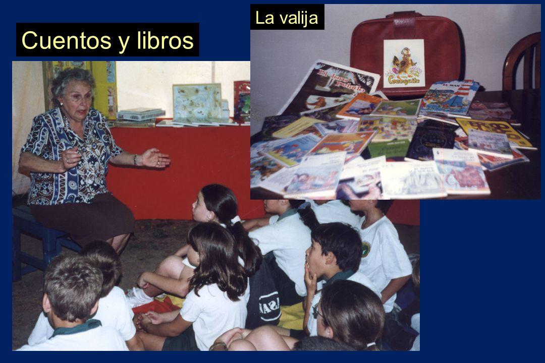Cuentos y libros La valija