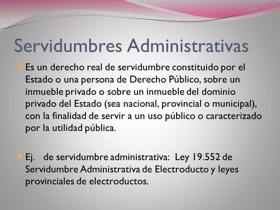 Servidumbres Hidrocarburíferas La Ley 17.319 de Hidrocarburos establece que los permisionarios y concesionarios instituidos en virtud de lo dispuesto