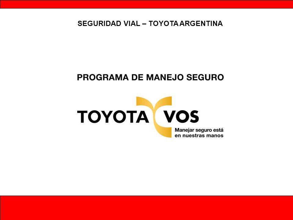 SEGURIDAD VIAL – TOYOTA ARGENTINA