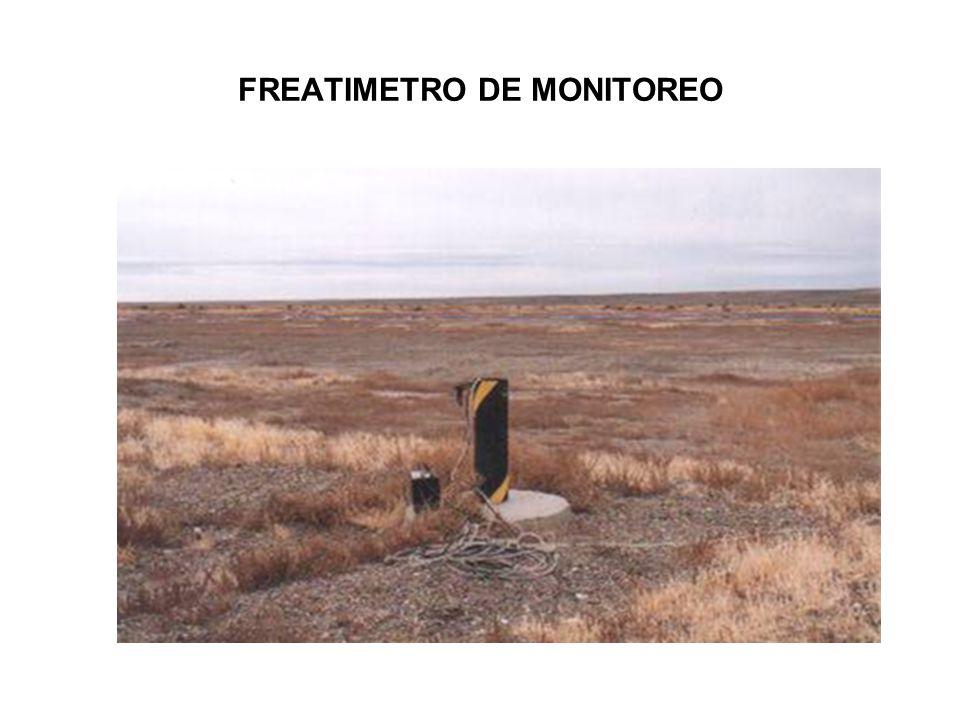 FREATIMETRO DE MONITOREO