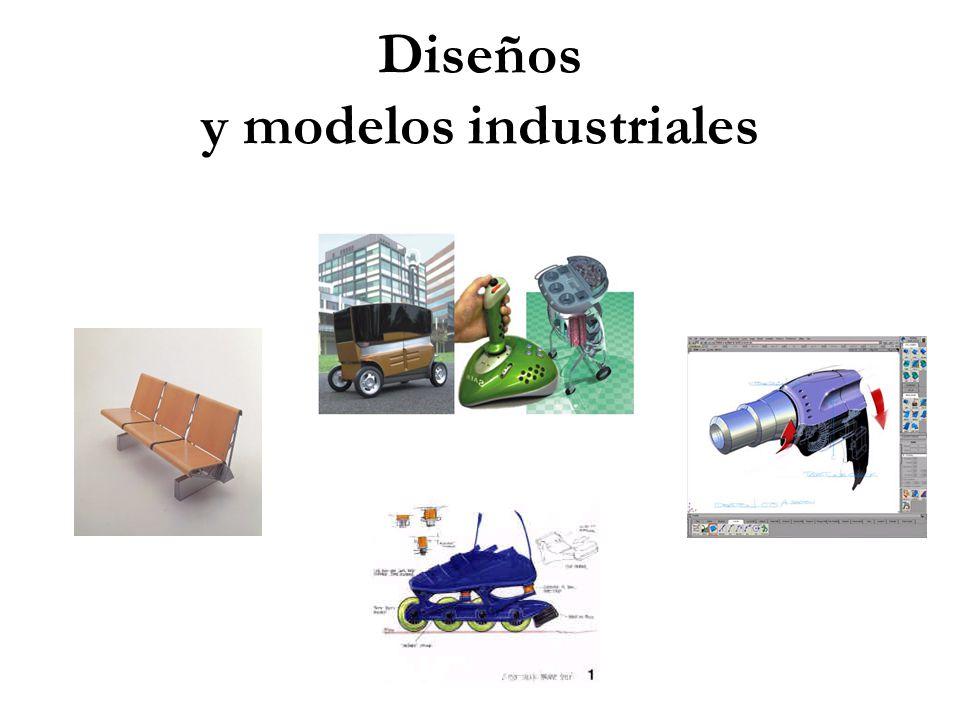 Diseños y modelos industriales