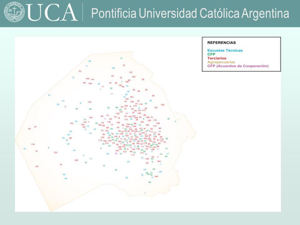 Fuente: Observatorio de la Deuda Social. UCA. Pontificia Universidad Católica Argentina