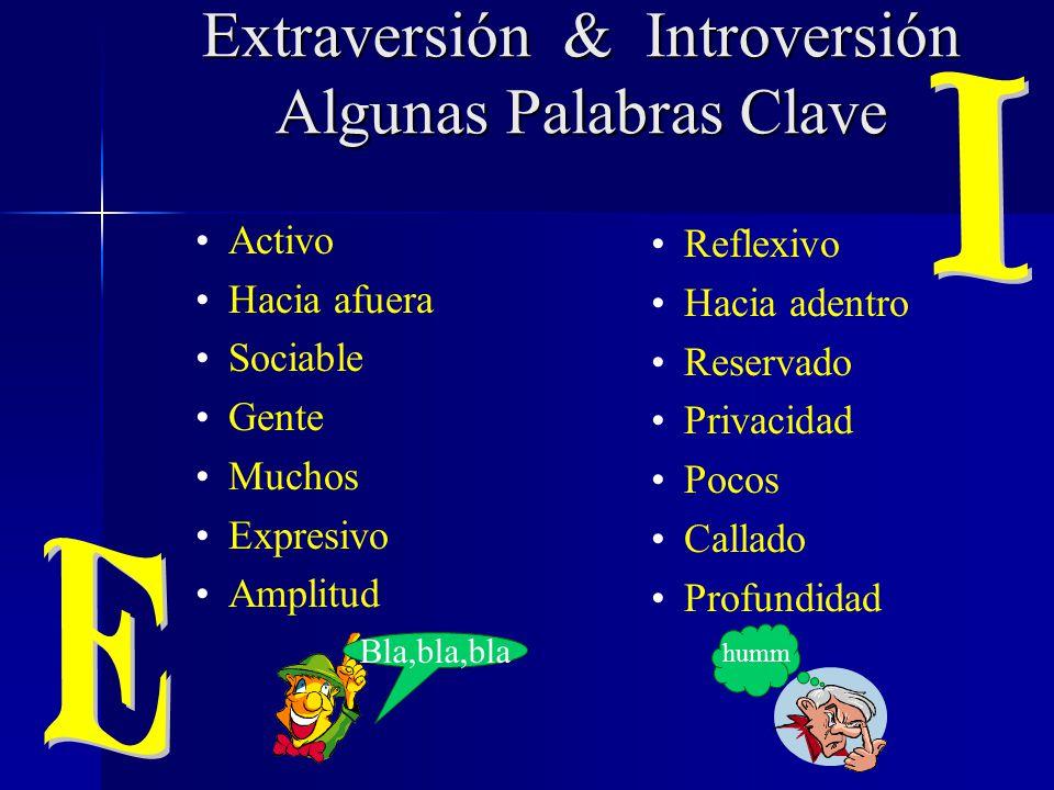 El Sistema de Alerta 15% 70%15% Bajo Alto Nivel de Alerta Busca estímulos intensos para mantenerse despierto Extravertidos Evita estímulos intensos para no sentirse abrumado Introvertidos Dr.