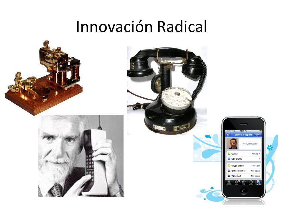 Innovación Incremental
