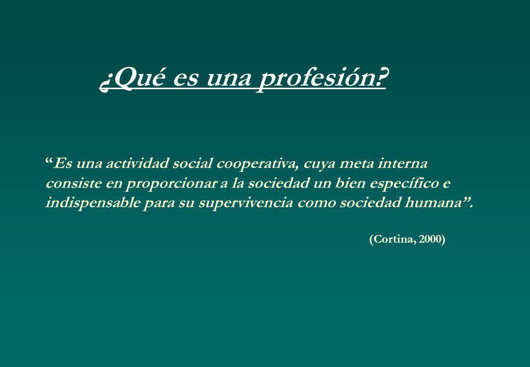Lógicas sociales: Lógica del mercado: el trabajo y el conocimiento están destinados a la producción de bienes de consumo.