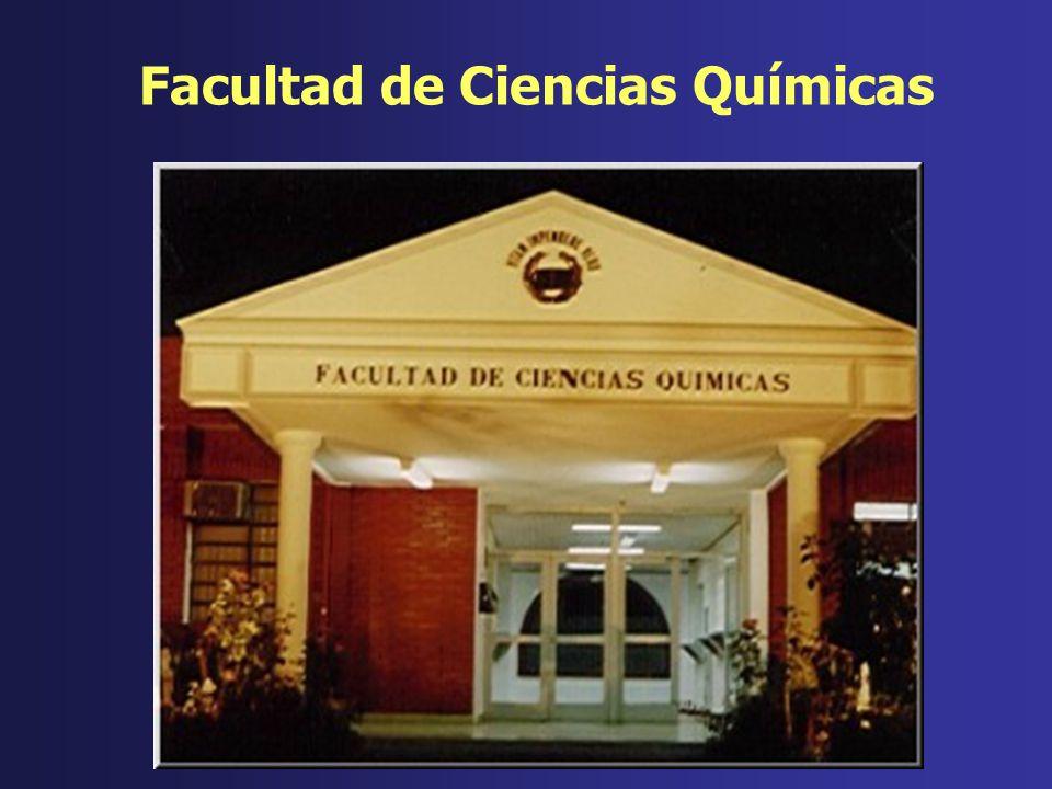 Facultad de Ciencias Químicas