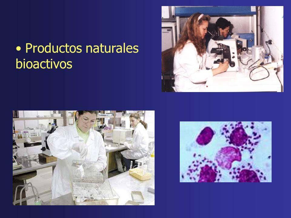 Productos naturales bioactivos