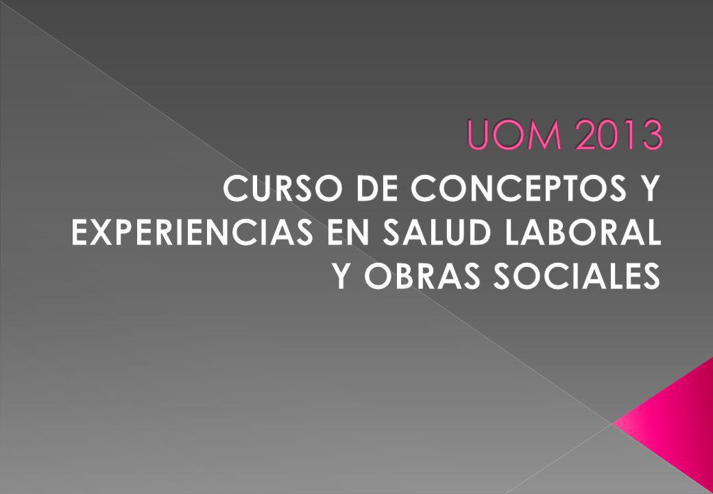 CLASIFICACIÓN DE LAS ENFERMEDADES PROFESIONALES 1.