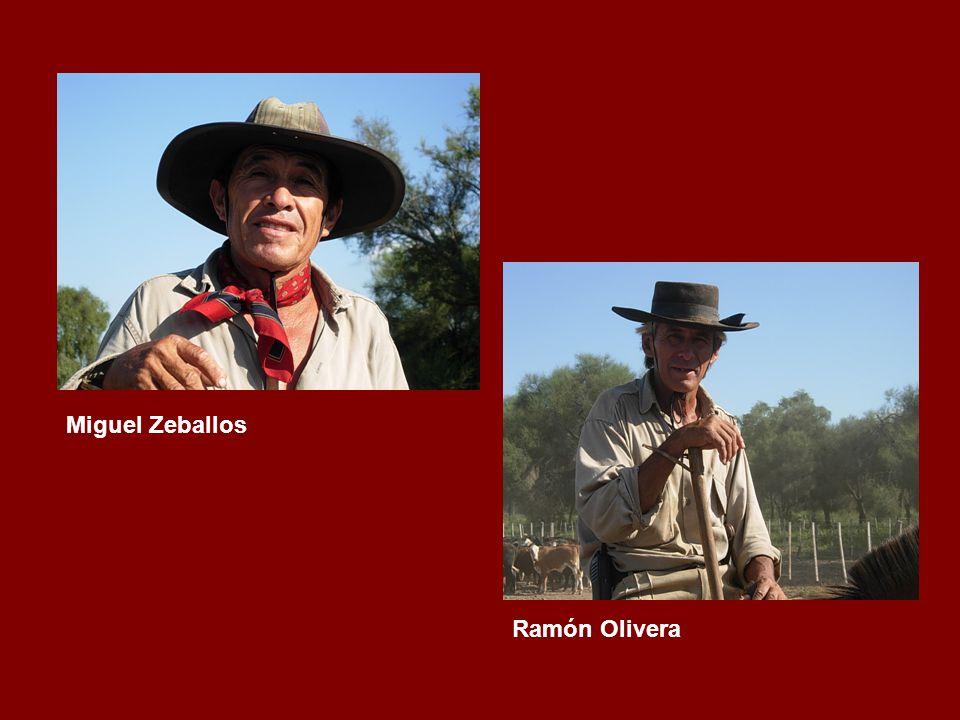 Ramón Olivera Miguel Zeballos