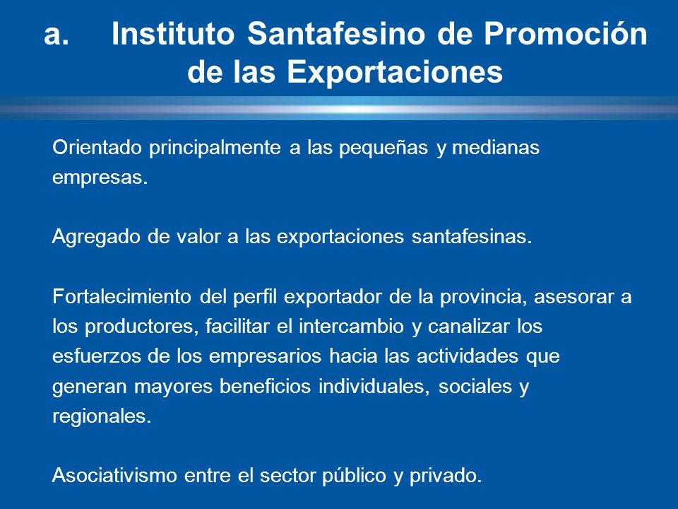 Orientado principalmente a las pequeñas y medianas empresas.
