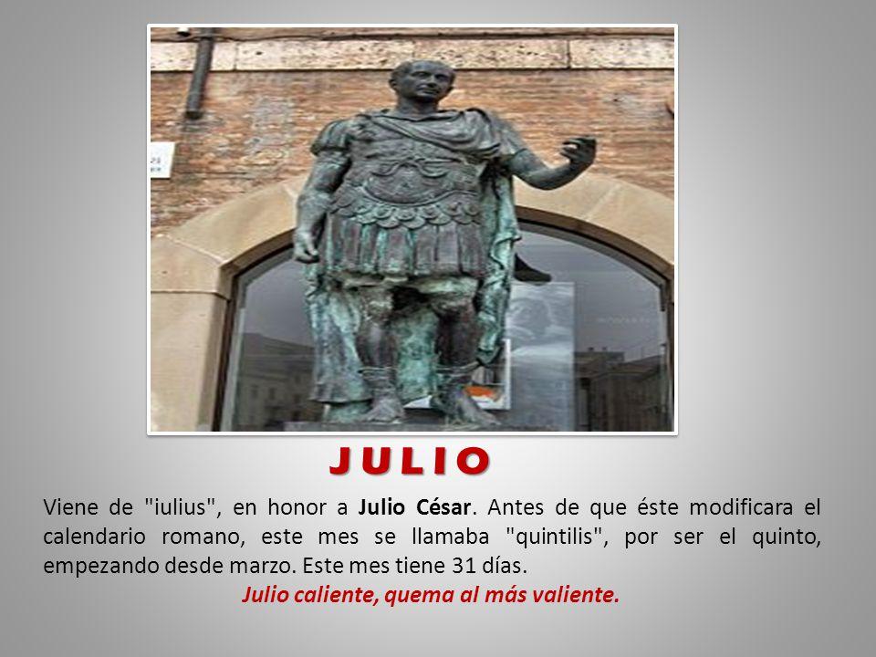 J U E V E S JUEVES: JUEVES: viene del latín jovis dies , día de Júpiter.