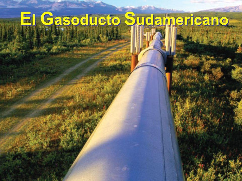PaísReservas Provadas (TCF) Producción (TCF) Consumo (TCF) Relación Reservas/ Producción (años) Argentina 21,41,571,3514 Bolivia 31,40,290,07100 Brasil 11,50,400,6629 Chile* 0,90,040,2925 Perú 8,70,04 217 Total Región 72,92,342,4131 Tabla 1: El Gas Natural en el Cono Sur (2004) Fuente: A partir de BP Statistical Review of World Energy June 2005, y *EIA - International Energy Annual, 2005.