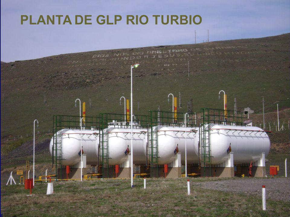 PLANTA DE GLP RIO TURBIO