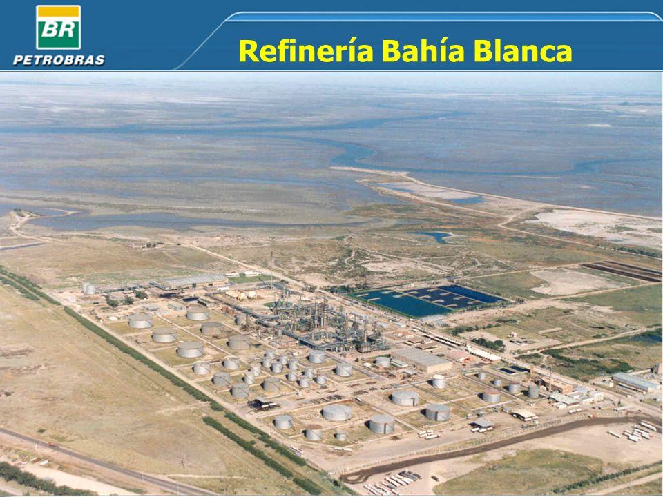 Refinería Bahía Blanca