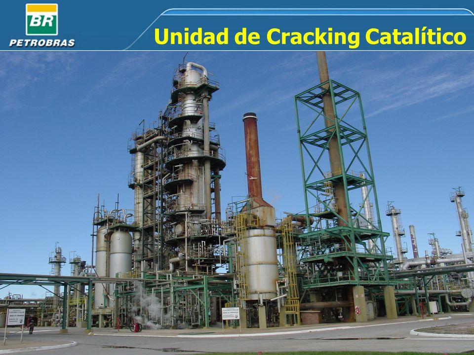 Unidad de Cracking Catalítico