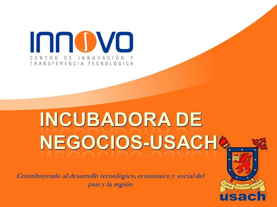 Contribuyendo al desarrollo tecnológico, económico y social del país y la región