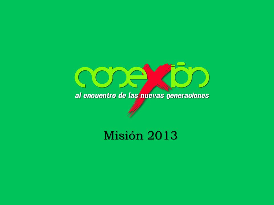 Misión 2013