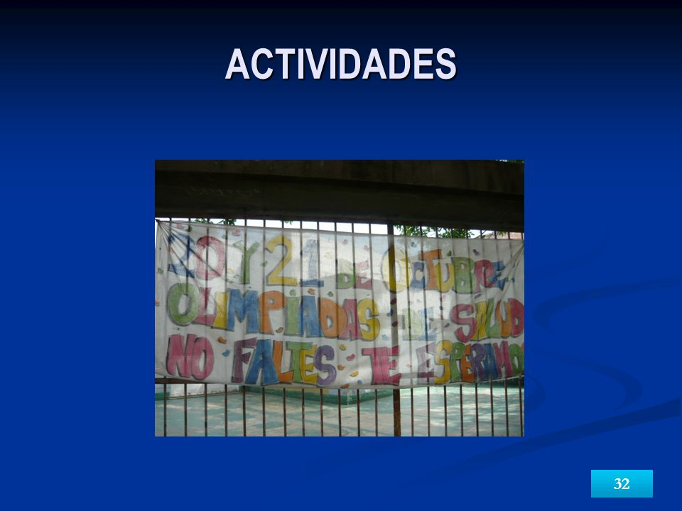 ACTIVIDADES 32