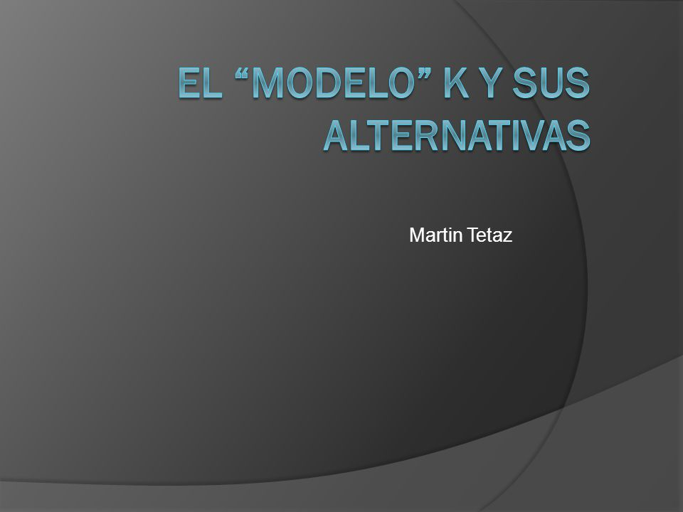 Martin Tetaz