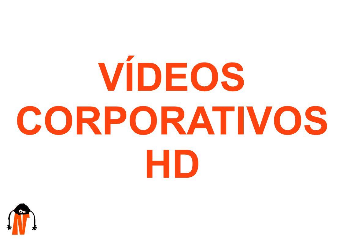 VÍDEOS CORPORATIVOS HD