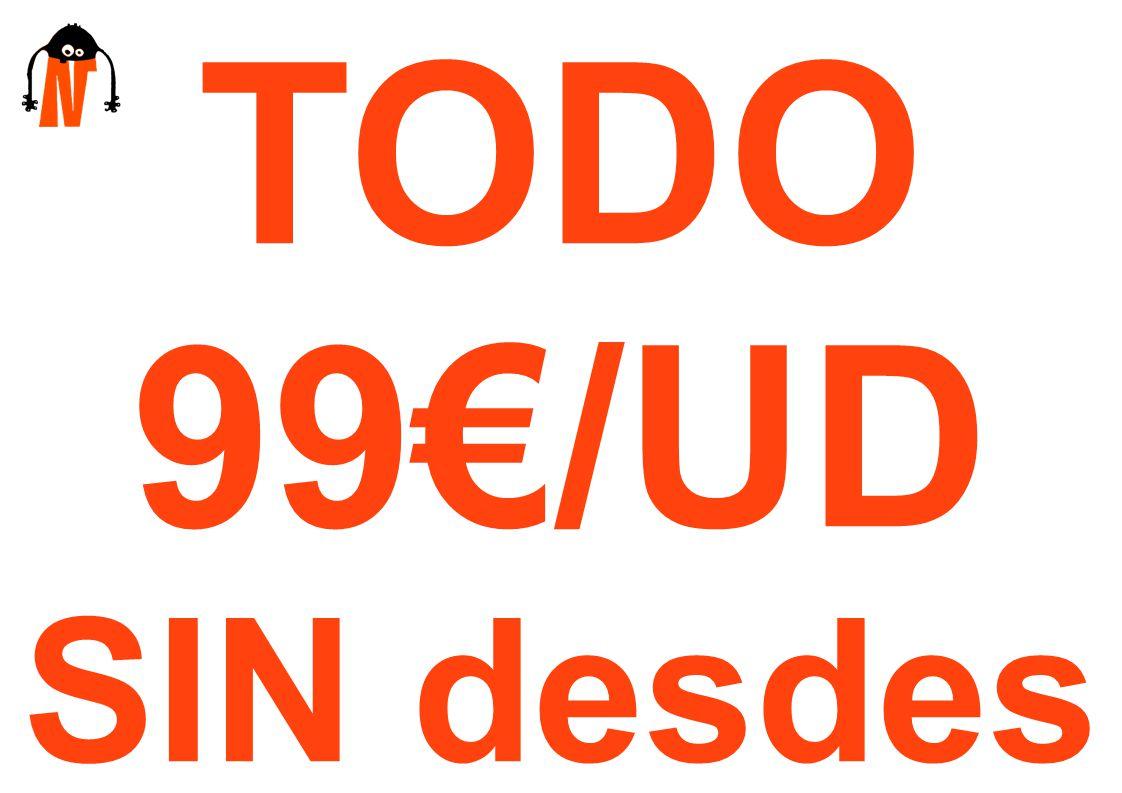 TODO 99/UD SIN desdes
