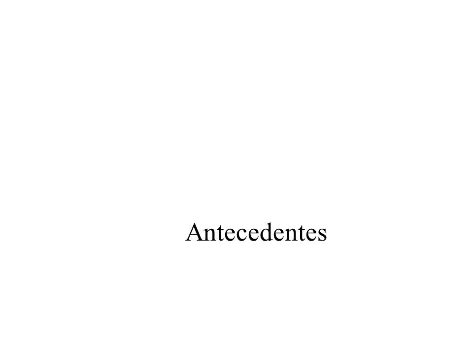 Antecedentes