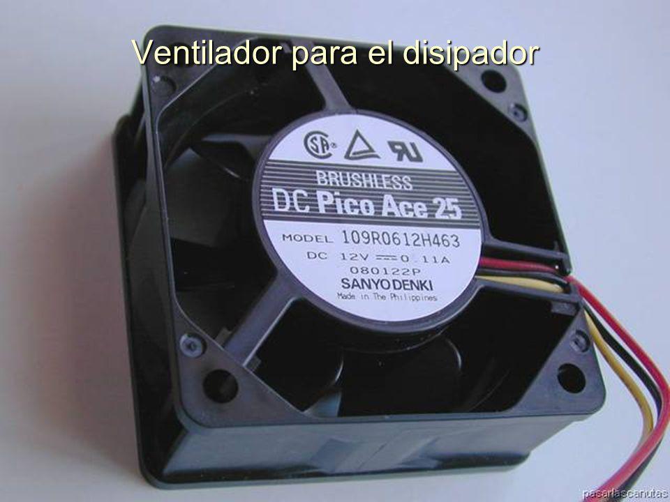 ENSAMBLAJE Y MANTENIMIENTO DE COMPUTADORAS ENSAMBLAJE DE COMPUTADORA UNIVERSIDAD CATOLICA BOLIVIANA SAN PABLO GESTIÓN - 2006 Ahora nos preparamos para montar el disipador y ventilador