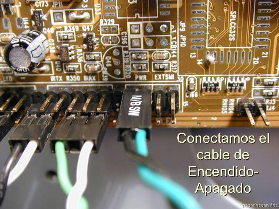 ENSAMBLAJE Y MANTENIMIENTO DE COMPUTADORAS ENSAMBLAJE DE COMPUTADORA UNIVERSIDAD CATOLICA BOLIVIANA SAN PABLO GESTIÓN - 2006 El cable del pulsador de Reset