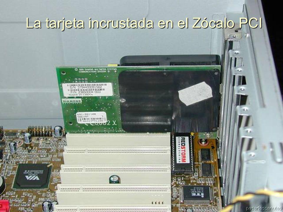 ENSAMBLAJE Y MANTENIMIENTO DE COMPUTADORAS ENSAMBLAJE DE COMPUTADORA UNIVERSIDAD CATOLICA BOLIVIANA SAN PABLO GESTIÓN - 2006 Colocamos en un Zócalo de tipo PCI