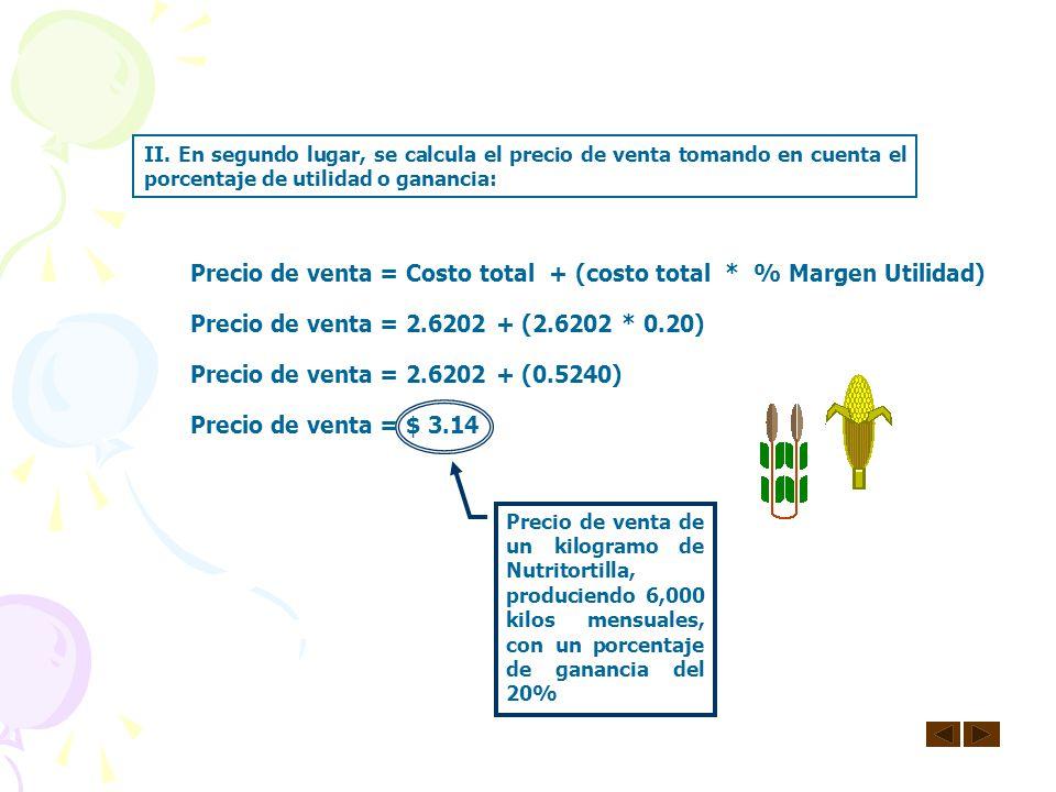 Con el análisis del punto de equilibrio se debe determinar las unidades a producir. Aquí es muy importante tomar en cuenta la capacidad de producción