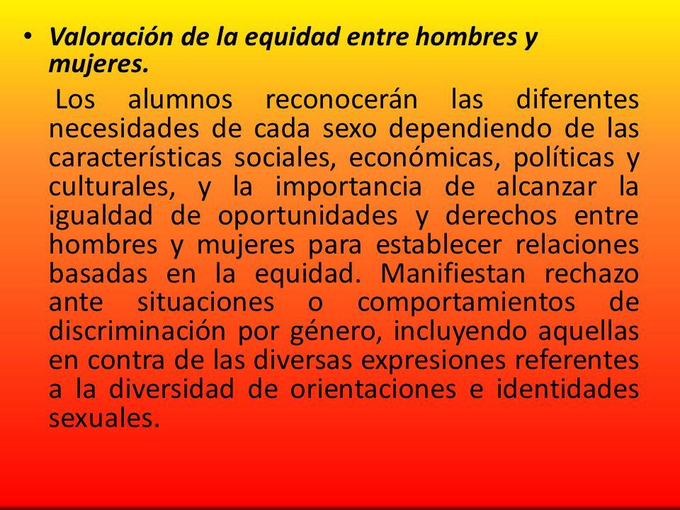 DESCRIPCIÓN DE LOS BLOQUES DE ESTUDIO.