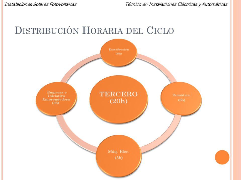 Técnico en Instalaciones Eléctricas y AutomáticasInstalaciones Solares Fotovoltaicas APUNTES, LIBRO… LIBRO: Título: Instalaciones Solares Fotovoltaicas.